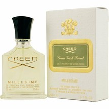 Green Irish Tweed Perfume 2.5 Oz By Creed For Men Cologne New in BOX - $180.00
