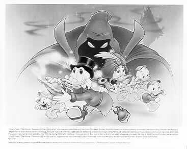 DISNEY Uncle Scrooge Mc Duck Original