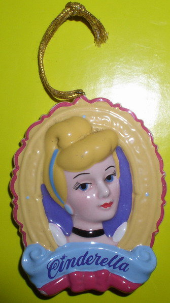 Disney Cinderella Schmid Pocelain