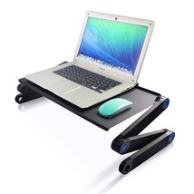 Ultimate Standing Desk Ergonomic Adjustable Portable Laptop Desk Table S... - $32.99