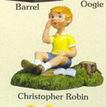 Disney Christopher Robin from Winnie the Pooh miniature - $15.99
