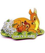 Disney Bambi with mother Love is a Song pin/pins - $18.39