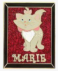 Disney MARIE Aristocats Auction LE 500 Pin/Pins