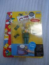 MONTGOMERY BURNS The Simpsons Playmates 2000  World Of Springfield Inter... - $15.00