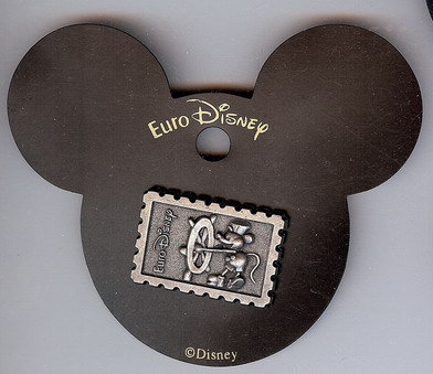 Disney Mickey as Steamboat Willie rare Pin/Pins