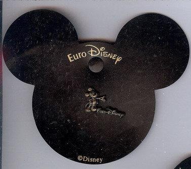 EuroDisney Mickey Mouse standing full body Pin/Pins
