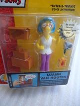 Luann Van Houten The Simpsons by Playmates Series 12  Action Figure 2003... - $17.00