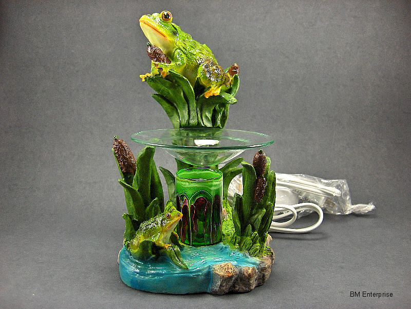 Primary image for Electric Frog Oil Warmer Nightlight