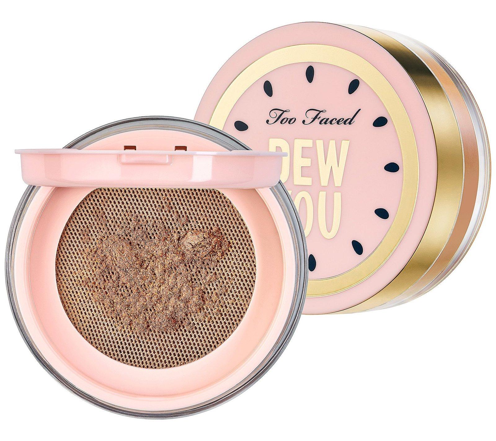 Too Faced Dew You Fresh Glow Translucent Setting Powder - Radiant Pearl - $28.99