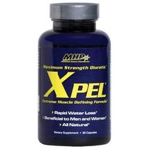 MHP Xpel Dietary Supplement - Maximum Strength Diuretic, 80 Capsules - $15.99