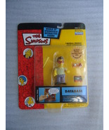 Database Simpsons The World Of Springfield Interactive Figure Series 12... - $17.00