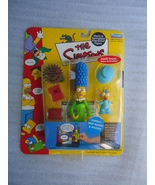 Sunday Best Marge and Maggie  The Simpsons Series 10 Playmates Action Fi... - $20.00