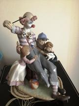 Lladro The Magic of Laghter # 5771 Mint, Retired - $899.99