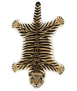 Rug USA New Tiger Shape 3'0''x5'0'' ft Handmade Tufted 100% woolen Area ... - $127.71