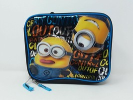 Lunch Bag Despicable Me Minions Sack Snack Insulated Kids Brand New With... - $12.27