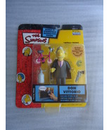 Don Vittorio MOC Simpsons World of Springfield Series 12 WOS (2003) by P... - $20.00