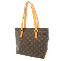 LOUIS VUITTON Cabas Piano Tote Bag Monogram Canvas M51148 Shoulder Bag F... - $623.05