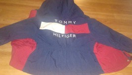 Vtg Tommy Hilfiger Spell Out  Jacket Sz 18-24 Toddler Baby - $39.59