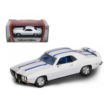 1969 Pontiac Firebird Trans Am White 1/43 Diecast Car by Road Signature ... - $17.27