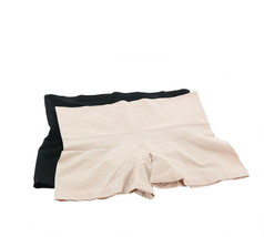 Nearly Nude 2Pc Shortie Black Nude M/L NEW 628-846 - $16.81