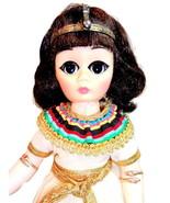 "Vintage Madame Alexander 12"" Cleopatra Doll Portraits of History #1315 T... - $16.95"