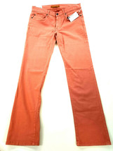 new JOE'S men jeans brixton straight + narrow Kinetic 33 LA brick red MS... - $48.99