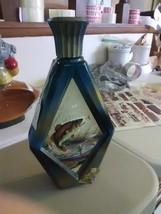 Jim Beam Whiskey Bottle - James Lockhart Rainbow Trout - $3.67