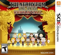 Theatrhythm Final Fantasy: Curtain Call - Nintendo 3DS [video game] - $4.26