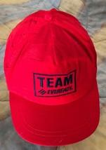Vintage Team Eveready Red Adjustable slide hat cap - $12.67