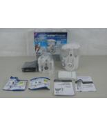 Waterpik Water Flosser Satin Ultra WP-140W Countertop Nano Travel NOB - $56.99