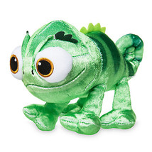 Disney Store Pascal Plush Doll Tangled the Series Mini Bean Bag 7'' New - $11.89