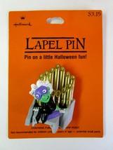 Vintage Hallmark Halloween Masked Phantom of Opera Organ Player Pin HLP4316 - $9.50