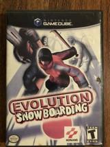 Evolution Snowboarding (Nintendo GameCube, 2003)  - $123.75