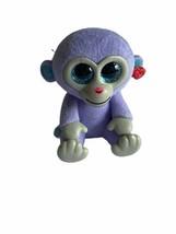 Ty Mini Boos Blind Box Series 2 Blueberry Monkey Figure Purple - $7.91