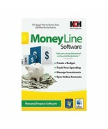 MoneyLine Personal Finance Software Easy Home Accounting and Checkbook S... - $38.48