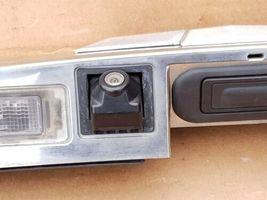 10-13 Chevy Equinox Trunk Liftgate Applique Rear Finish Panel Trim w Camera image 5