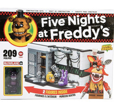 NEW McFarlane Five Nights at Freddys Part & Service Construction Set FNA... - $32.62