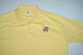 Vintage Boy Scouts Scout Leader Wood Badge Logo Polo Golf Shirt Official... - $39.48