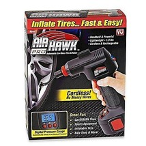 New! Air Hawk Pro Cordless Portable Air Compressor - As Seen On TV!! Fas... - $99.95
