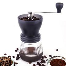 Tuansing Portable Washable Manual Ceramic PP Coffee Grinder - $49.95