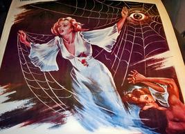 Spirits of Death 1972 European Movie Poster - $9.99