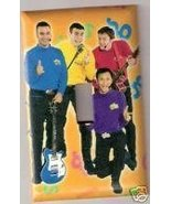 Single Light Switch Plate Cover of the Wiggles - $6.75