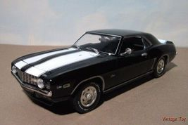 ~ 1969 Camaro Z28  - Johnny Lightning - 1:24 Chevrolet diecast - Tuxedo ... - $24.95