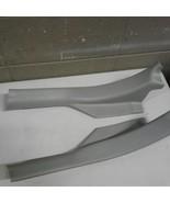 98 99 00 01 Nissan Altima LH RH Rear Door Floor Kick Plate Panel Trim Gr... - $46.74