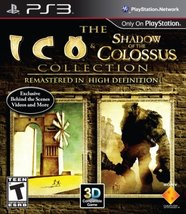 The ICO and Shadow of the Colossus Collection [video game] - $20.94