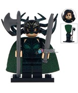 Hela the Asgardian Goddess Marvel Thor Ragnarok Single Sale Minifigures Toy - $2.85