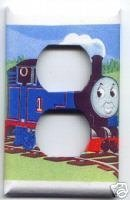 Outlet Switch Plate Cover of Thomas the Tank Engine