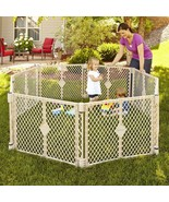 Indoor-Outdoor Play Yard-Security, Exercise, Safety, Children, Yard, Pla... - $105.95+