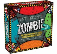 Aquarius Zombie Road Trip Board Game - $34.20