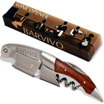 Barvivo Professional Waiters Corkscrew This Wine Opener is Used to Open ... - $14.96